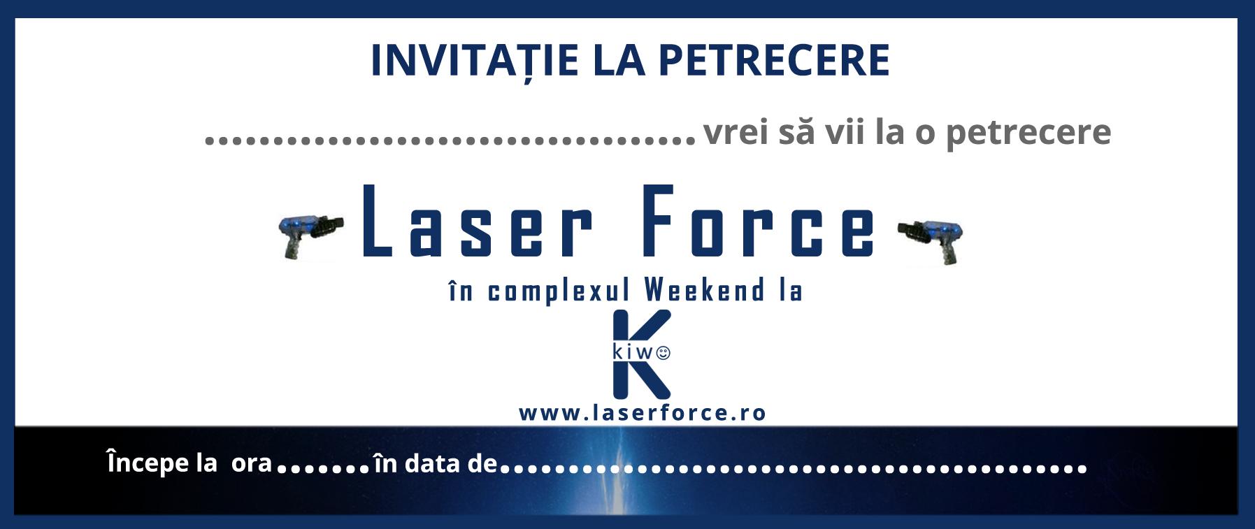 petrecere-laser-force-invitatie